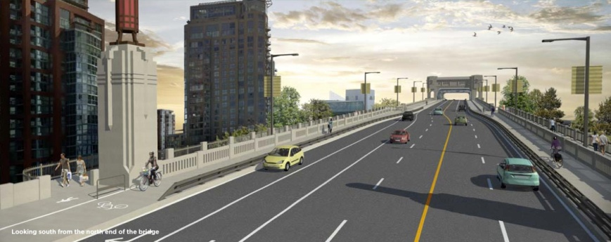 Burrard Bridge concept