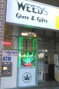 weeds glass and gifts
