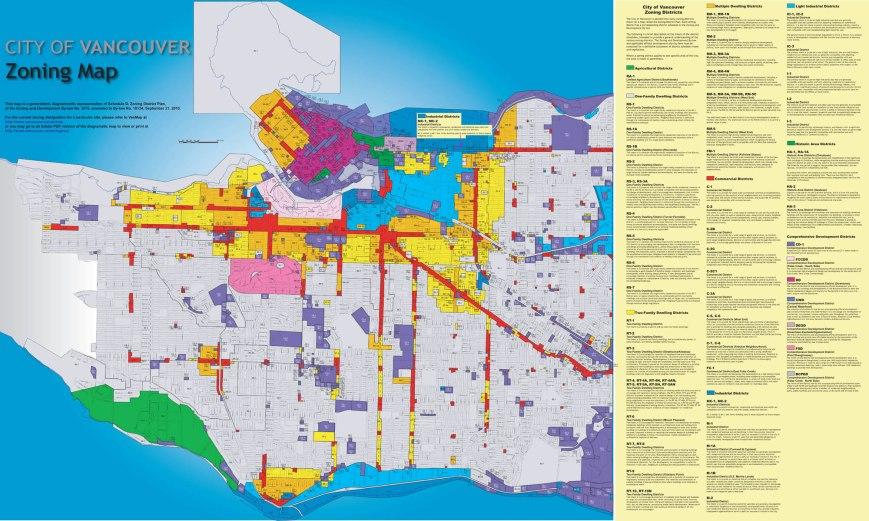 Zoning Map - September 21, 2010