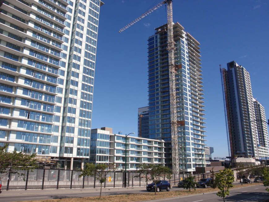 Cambie and Marine Drive