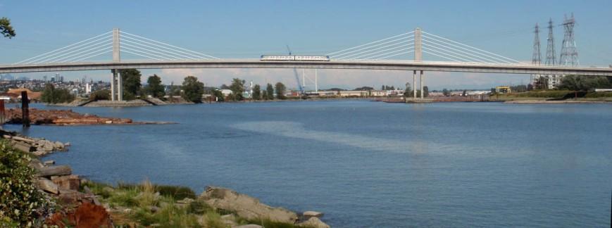 Canada Line North Arm Bridge