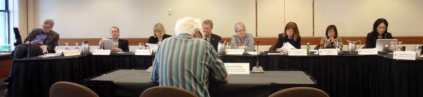 Campaign Finance Reform Public Hearing