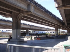 Viaducts and Skytrain