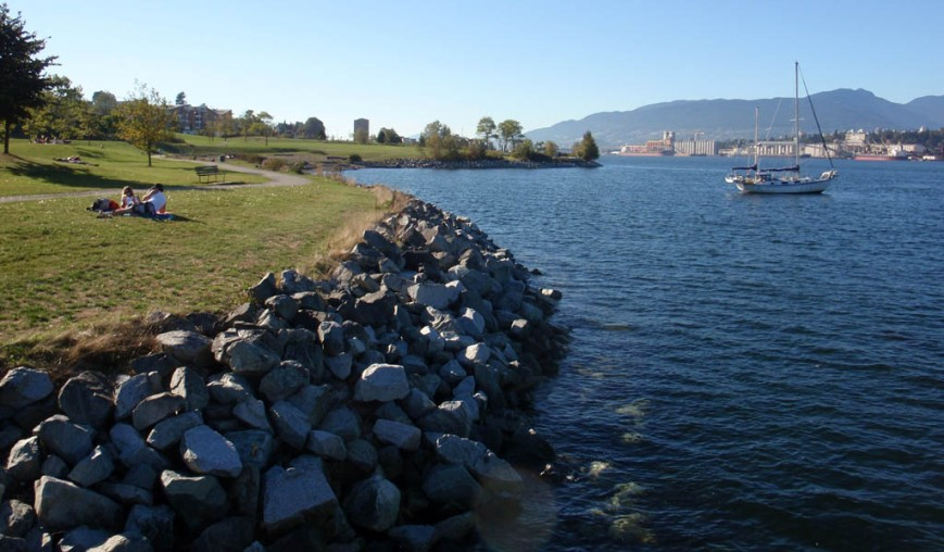 New Brighton Park Shoreline