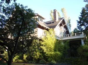 Shaughnessy mansion