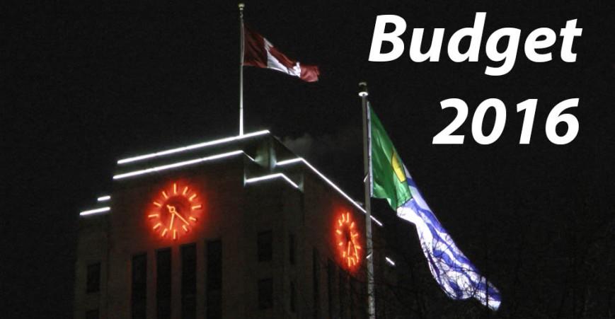 2016 Budget