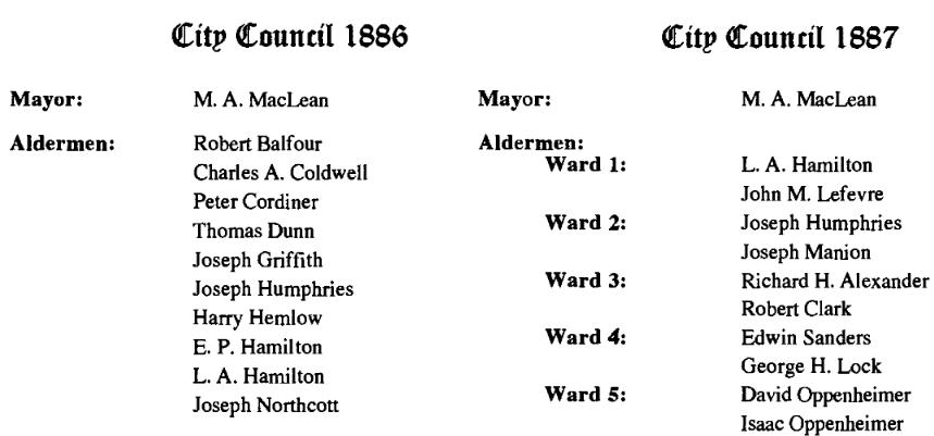 1886+1887_Councils