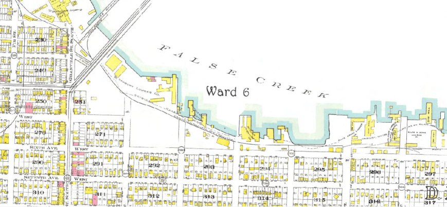 Ward 6 1912 Goads Atlas