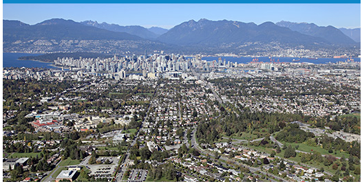 Cambie Corridor photo, City of Vancouver website, Dec 2015