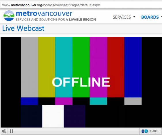 metrovan live broadcast