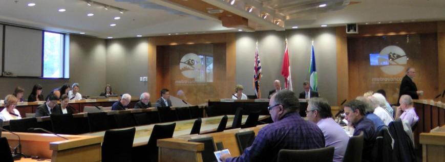 Metro Vancouver Board 2014