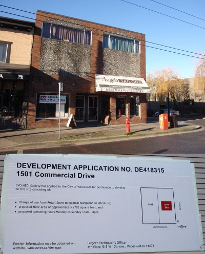1501 Commercial Drive