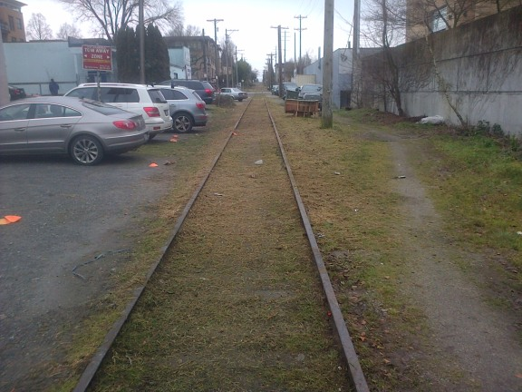 Arbutus CP Rail line work 11-Jan-2016 (16)