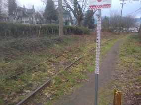 Arbutus CP Rail line work 11-Jan-2016 (4)