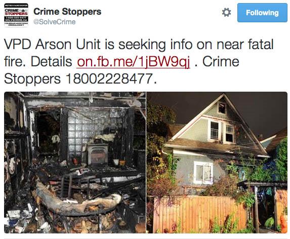 crimestoppers tweet