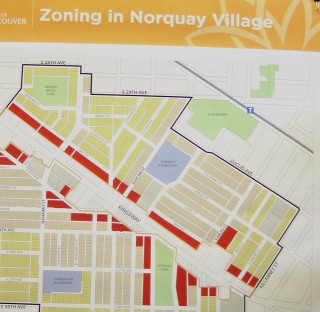 Norquay zoning panel