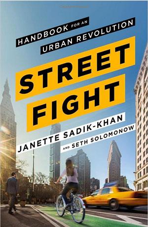 Street Fight, Janette Sadik-Khan book cover