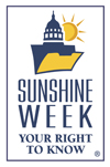 SunshineWeek-org logo, USA