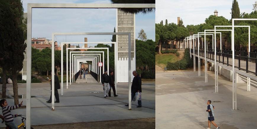 Parc del Clot, Barcelona