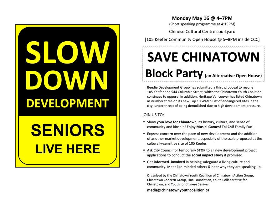 slow down_seniors live here_yellow