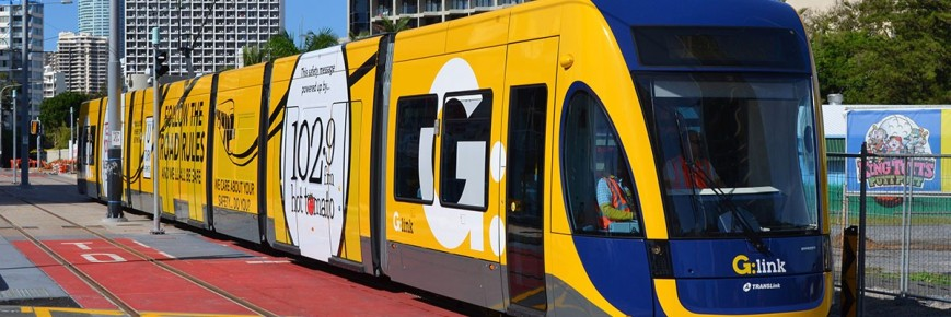 Gold Coast Light Rail, SFU City program