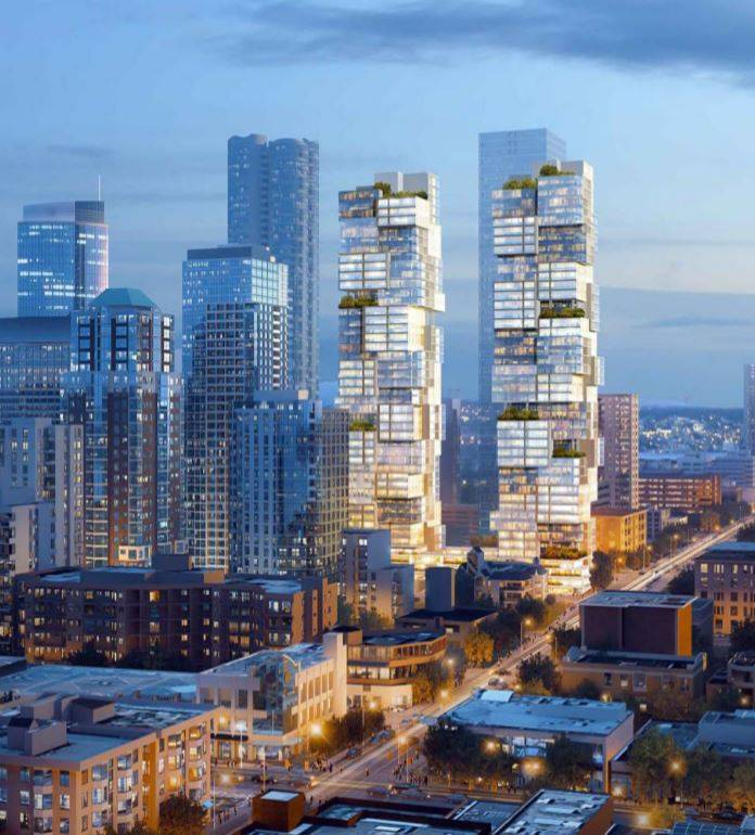 Vancouver Apartments: West End Twin-tower Development Revives Question About