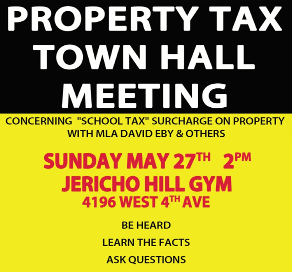 WPGRA tax town hall 27-may-2018