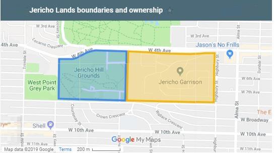 Jericho Lands boundaries and ownership Jan 2019 COV