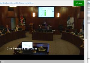 COV council consensus to postone Procedural Bylaw amendment 24-Jul-2019
