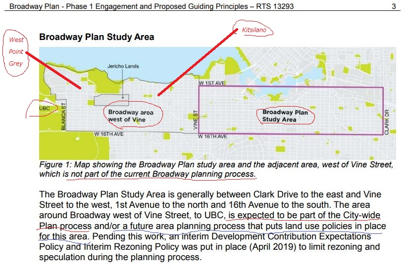 Broadway Plan Study Area report to Council 2-Oct-2019 p3